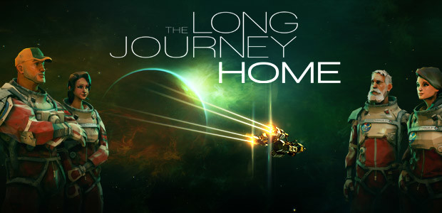 The Long Journey Home - Cover / Packshot