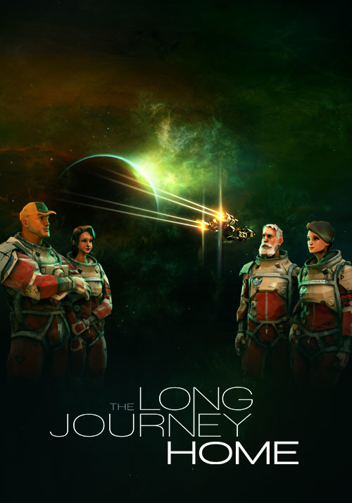 The Long Journey Home - Packshot