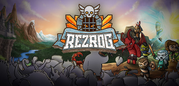 Rezrog - Cover / Packshot