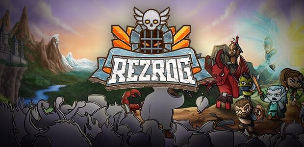 Rezrog - Cover / Packshot