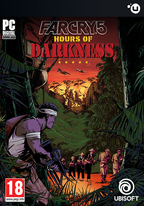 Far Cry 5 - Hours of Darkness - Cover