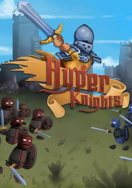 Hyper Knights - Cover / Packshot