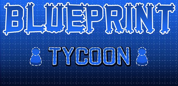 Blueprint Tycoon - Cover / Packshot