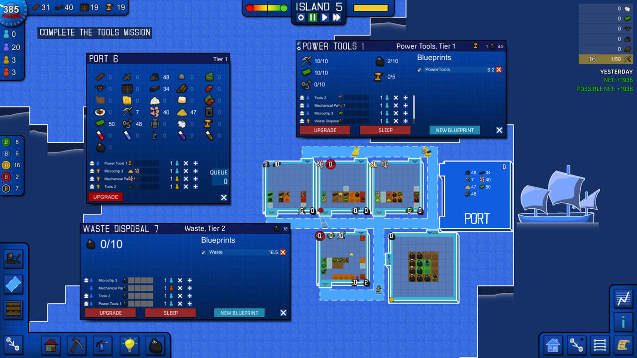 Blueprint tycoon steam cd key for pc mac and linux buy now screenshot5 blueprint tycoon malvernweather Images