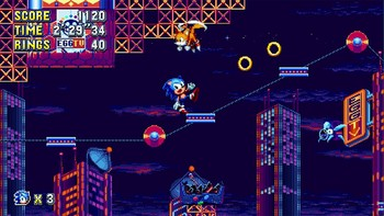 Screenshot1 - Sonic Mania