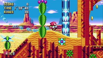 Screenshot2 - Sonic Mania