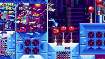 Screenshot3 - Sonic Mania