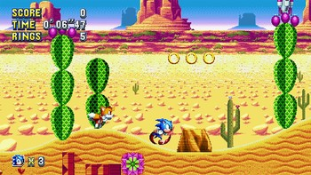 Screenshot4 - Sonic Mania