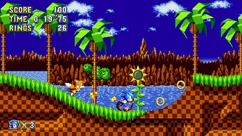Screenshot5 - Sonic Mania
