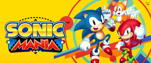 Sonic Mania - Encore DLC est maintenant disponible !