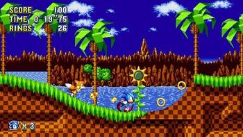 Screenshot5 - Sonic Mania