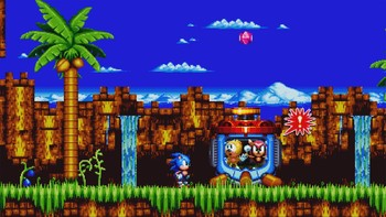 Screenshot1 - Sonic Mania - Encore DLC
