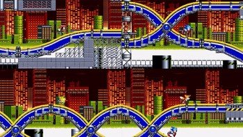 Screenshot3 - Sonic Mania - Encore DLC