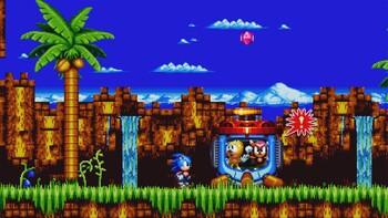 Screenshot1 - Sonic Mania - Encore DLC
