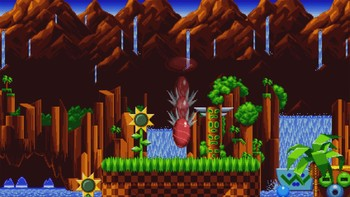 Screenshot2 - Sonic Mania - Encore DLC