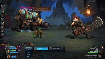 Screenshot1 - Battle Chasers: Nightwar