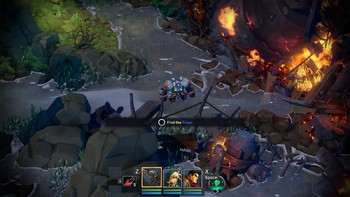 Screenshot10 - Battle Chasers: Nightwar
