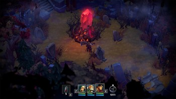 Screenshot3 - Battle Chasers: Nightwar
