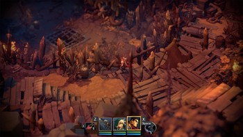 Screenshot5 - Battle Chasers: Nightwar