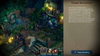 Screenshot7 - Battle Chasers: Nightwar