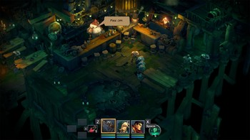 Screenshot8 - Battle Chasers: Nightwar