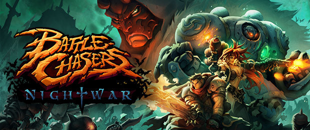 Battle Chasers: Nightwar - Hero Spotlight #1 - Knolan
