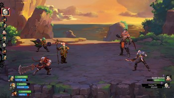 Screenshot2 - Battle Chasers: Nightwar