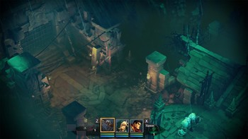 Screenshot6 - Battle Chasers: Nightwar