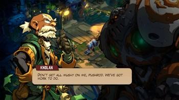 Screenshot9 - Battle Chasers: Nightwar
