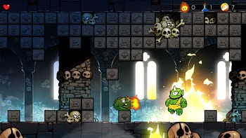 Screenshot14 - Wonder Boy: The Dragon's Trap
