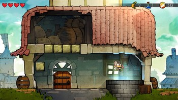 Screenshot3 - Wonder Boy: The Dragon's Trap