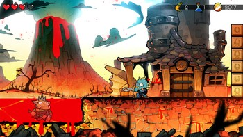 Screenshot11 - Wonder Boy: The Dragon's Trap