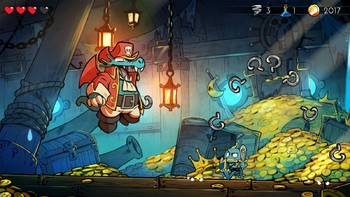 Screenshot13 - Wonder Boy: The Dragon's Trap