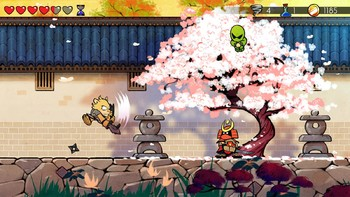 Screenshot1 - Wonder Boy: The Dragon's Trap