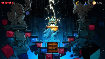 Screenshot4 - Wonder Boy: The Dragon's Trap