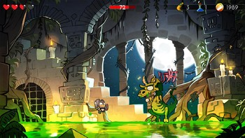 Screenshot8 - Wonder Boy: The Dragon's Trap