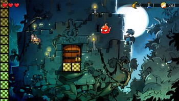 Screenshot12 - Wonder Boy: The Dragon's Trap