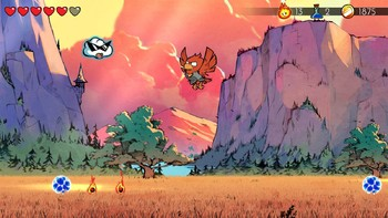 Screenshot15 - Wonder Boy: The Dragon's Trap