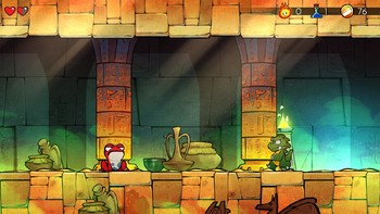 Screenshot9 - Wonder Boy: The Dragon's Trap