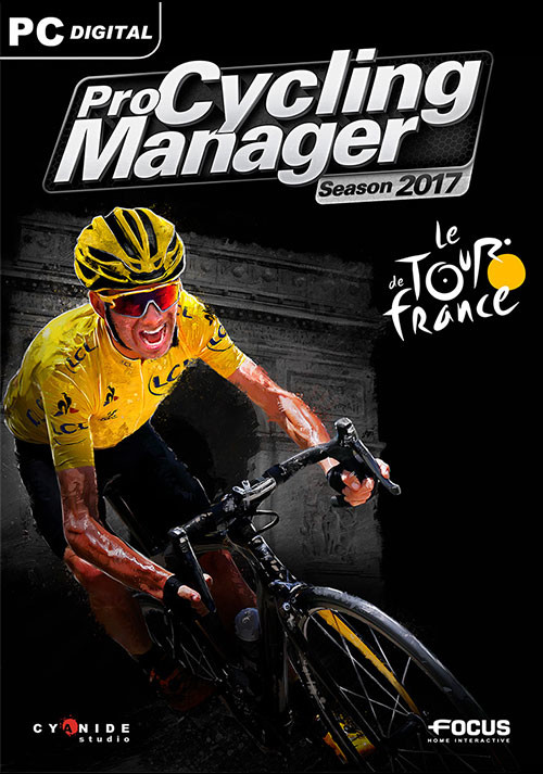 Pro Cycling Manager 2017 - Cover / Packshot