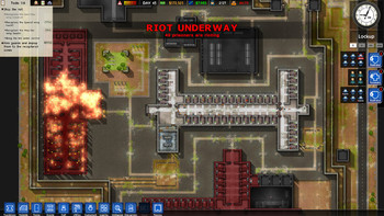 Screenshot4 - Prison Architect - Aficionado Edition