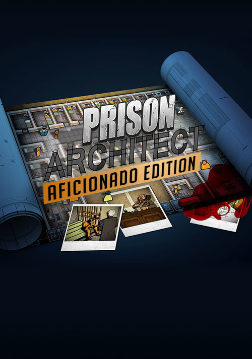 Prison Architect - Aficionado Edition - Cover / Packshot
