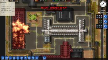 Screenshot4 - Prison Architect - Aficionado Edition