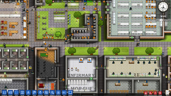 Screenshot6 - Prison Architect - Aficionado Edition