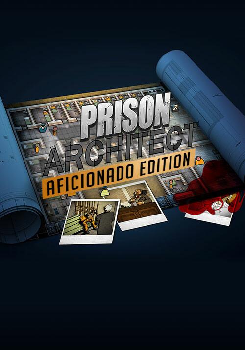 Prison Architect - Aficionado Edition - Cover