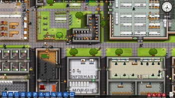 Screenshot1 - Prison Architect