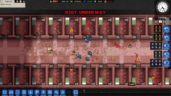 Screenshot4 - Prison Architect