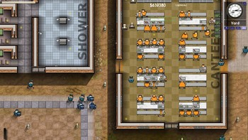 Screenshot5 - Prison Architect