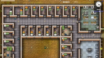 Screenshot6 - Prison Architect