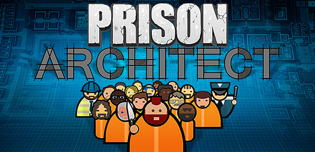Prison Architect - Cover / Packshot